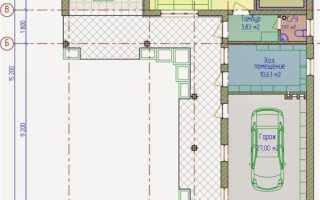 Проекты бань из кирпича: интересные фишки от лучших архитекторов