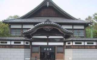 Японская баня: офуро, сэнто и бочка для укрепления здоровья