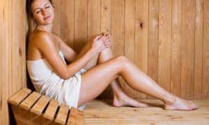 Красные пятна после бани: стоит ли паниковать