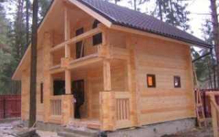 Дома с баней совмещенные: строительство и обустройство