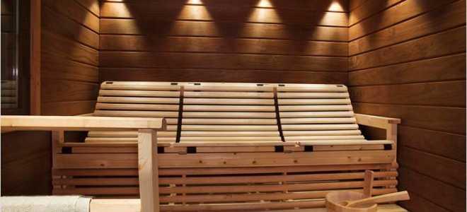 Как сделать мебель для бани своими руками из дерева: инструкция к работе