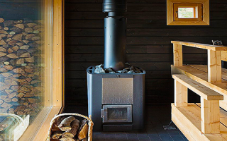 Котлы для бани на дровах: какой лучше выбрать