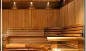 Чем обрабатывать пол и стены в бане от почернения?