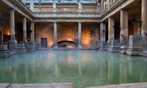Римские бани: какие они были в Древнем Риме