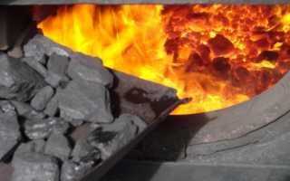 Как топить печь углем правильно: условия и процесс