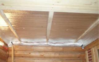 Пароизоляция потолка стен бани: критерии правильной защиты