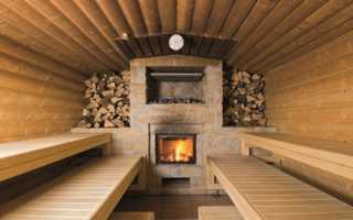 Баня в жилом доме: проекты, их плюсы и минусы