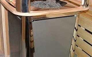 Печь для сауны: технология изготовления своими руками