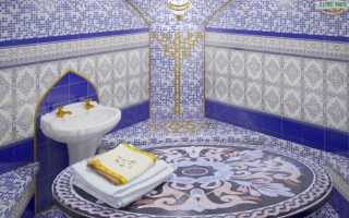Хаммам – что это такое, особенности турецкой бани