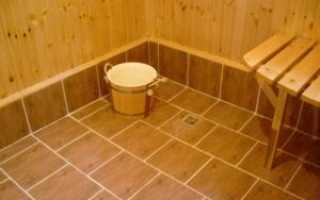 Плитка для бани: преимущества, выбор, укладка