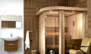 Баня в квартире: минипарилка своими руками
