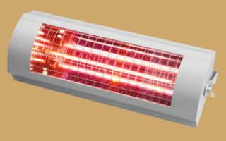 Инфракрасные обогреватели для сауны: как выбрать