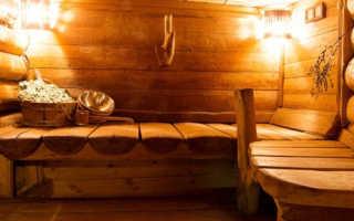 Русская баня на дровах: важные особенности на заметку