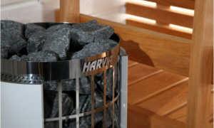 Harvia Legend 240: обзор печей для бани, отзывы