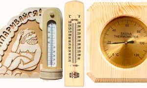 Термометр для бани: виды, особенности. Как выбрать термометр для бани?