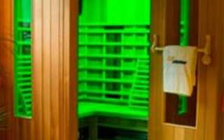 Инфракрасная сауна – приятно и полезно