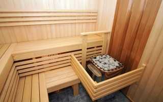Печь для сауны электрическая: установка своими руками