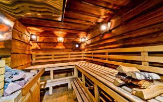 Баня на дровах своими руками: устройство