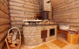 Русские бани: строительство, схема сооружения