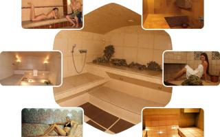 Как сооружается баня Маслова своими руками