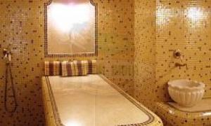 Хамам: польза и вред турецкой бани, противопоказания