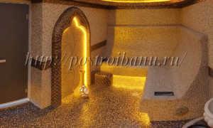 Турецкая баня хамам – восточная изысканная процедура