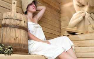Полезна ли баня при простуде: правила лечения